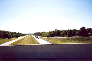 4-1-90 from the Rte. 7 overpass