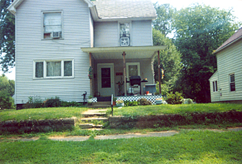 7B-Typical older Conneaut homes