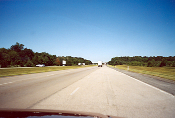 18-I-90 headed west