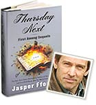 Author Photo: Jasper Fforde