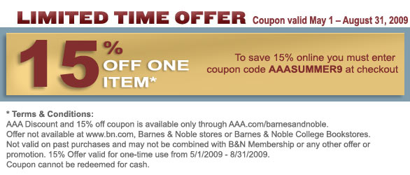 67 verified Barnes and Noble coupons and promo codes as of Dec 2. Popular now: Up to 75% off Barnes&Noble Limited Edition Collector's Items. Trust vayparhyiver.cf for Cards savings.