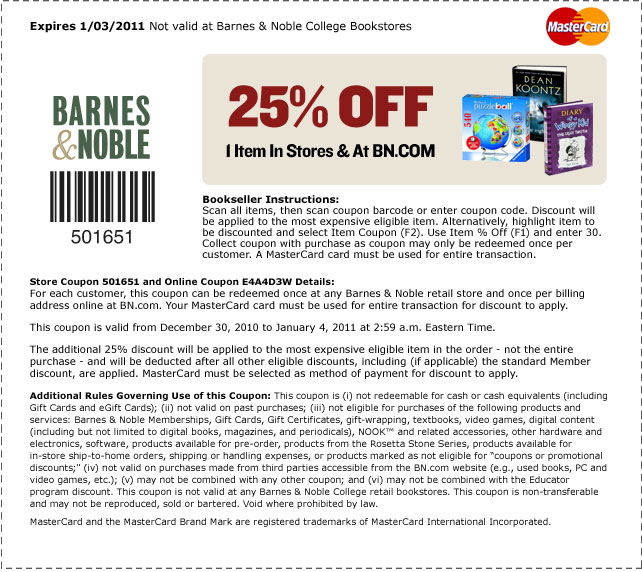 Online discount coupons for thread etiquette