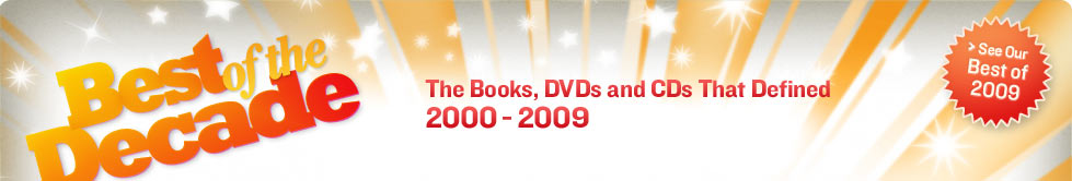 Best of 2009 - The Books, DVDs and Music of the Year