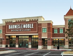 Barnes and Noble Firewheel